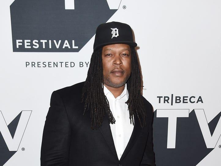 Shaka Senghor attends the Tribeca TV Festival series