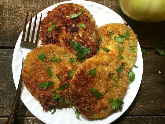 fried green tomatoes IMG_2381