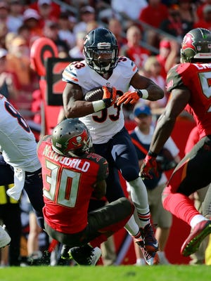 Chicago Bears defeated the Tampa Bay Buccaneers