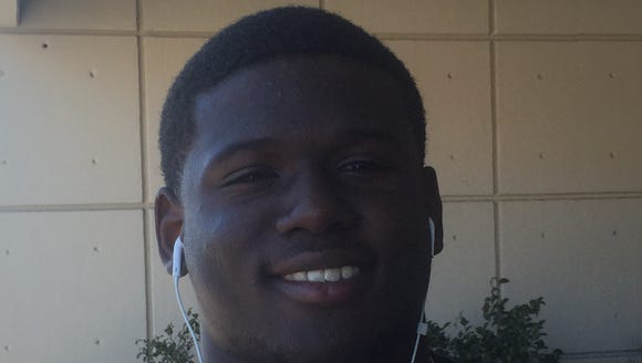 Tim Irvin committed to Auburn on Sunday.