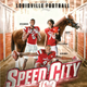 The story behind Louisville football's media guide cover with Justify