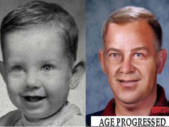William Jones disappeared when he was a toddler.