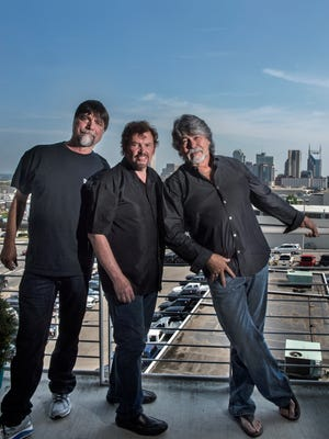 Since Alabama — Teddy Gentry, Jeff Cook and Randy Owen — debuted on a national level in 1980, the group has sold more than 75 million albums and singles, charted 43 No. 1 songs, received a star on the Hollywood Walk of Fame and been inducted into the Country Music Hall of Fame.