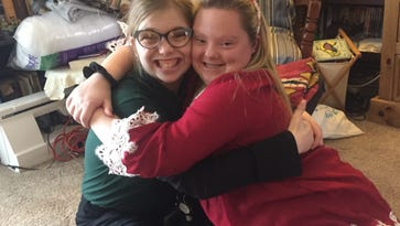 Special Olympians anticipating annual formal dance event