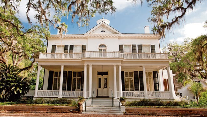 The Goodwood Plantation was begun as a 2,400-acre corn and cotton plantation dating back to the 1830s. This magnificent estate hosted social and political functions for decades. The antebellum main house, now situated on 19 acres, is open to the public as a museum.