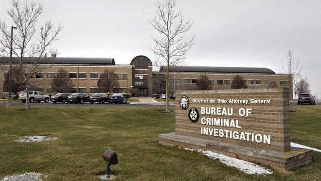 Ohio BCI headquarters near London.