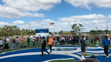 Students report anti-gun protests at Naples High, Barron Collier High and Immokalee High