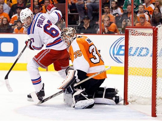 Rangers Flyers Hockey_Camp