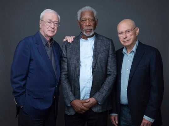 Wallpaper Going In Style Morgan Freeman Alan Arkin: Q&A: Freeman, Caine And Arkin On Aging As Actors