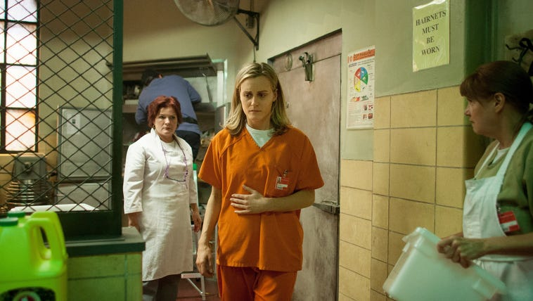 'Orange Is the New Black' returns for a third season