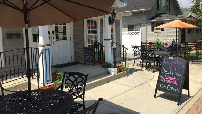 Tina's Traditional Old English Kitchen opened recently in the Carmel Arts & Design District.