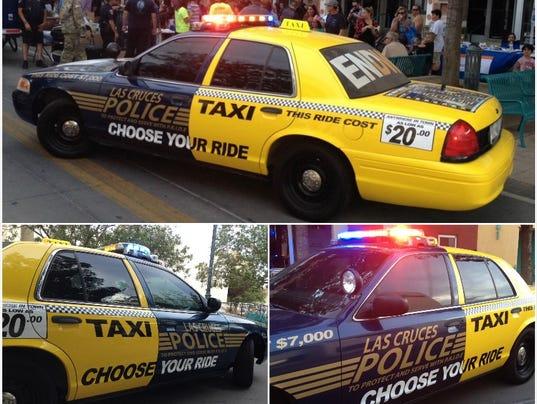 LCPD taxicab
