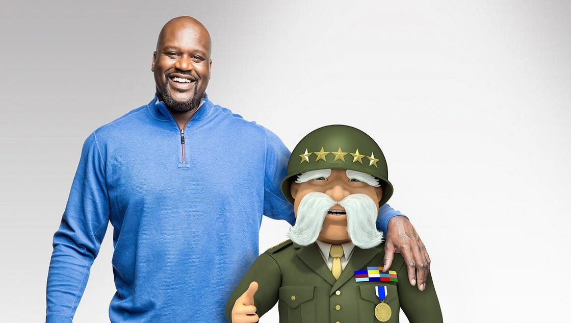 The Big Auto Insurer Shaquille O Neal Is Nashville