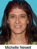 Michelle Newell was reported missing on Aug. 31, and had been last heard from on Aug. 29, 2016.