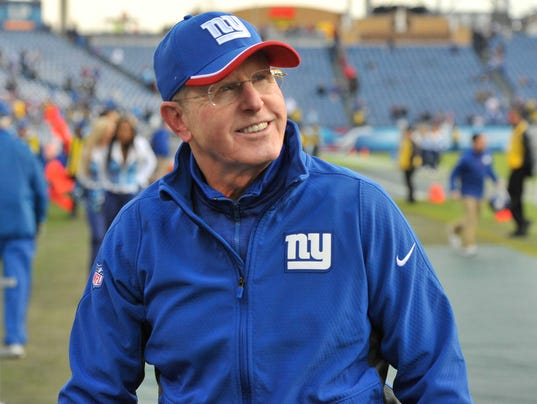 USP NFL: NEW YORK GIANTS AT TENNESSEE TITANS S FBN USA TN