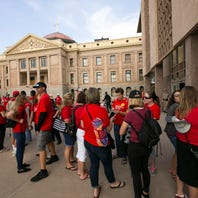 Allhands: This time, Arizona teachers want to take over the House and Senate - from the inside