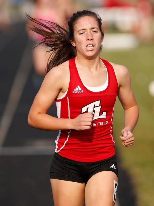LAF Hoosier conference track and field