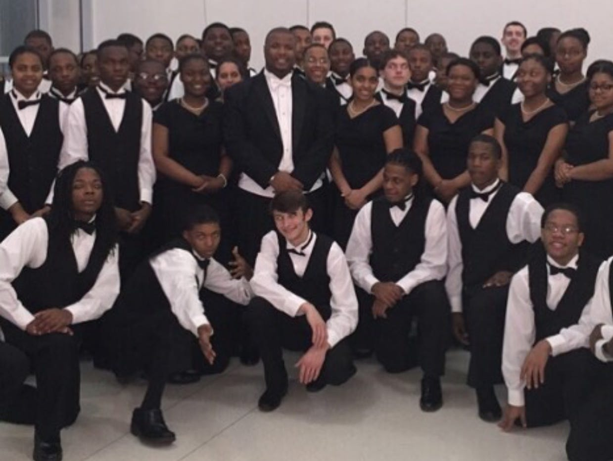 Southwood High School's Symphonic Winds receives high honors at competition in Atlanta, Georgia.