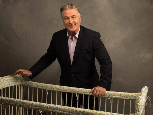 Alec Baldwin, as photographed at the Four Seasons Hotel