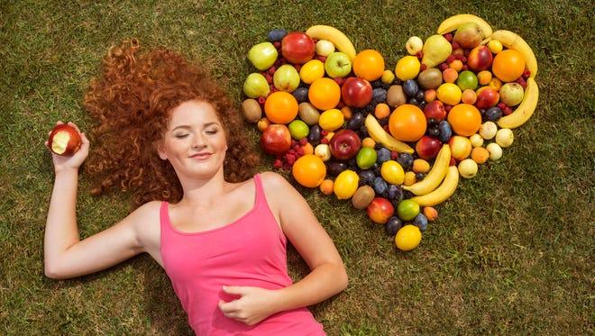 February is women's heart health month.