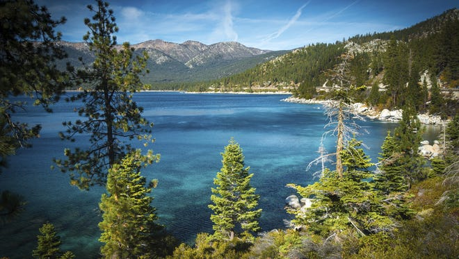 Lake Tahoe is warming faster than ever thanks in large part to human-caused climate change.