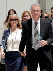 Former Arizona utility regulator Gary Pierce, and his
