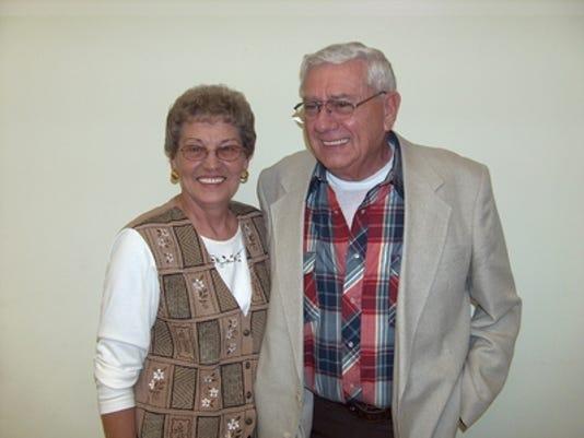Anniversaries: Jim Schockweiler & Joyce Schockweiler