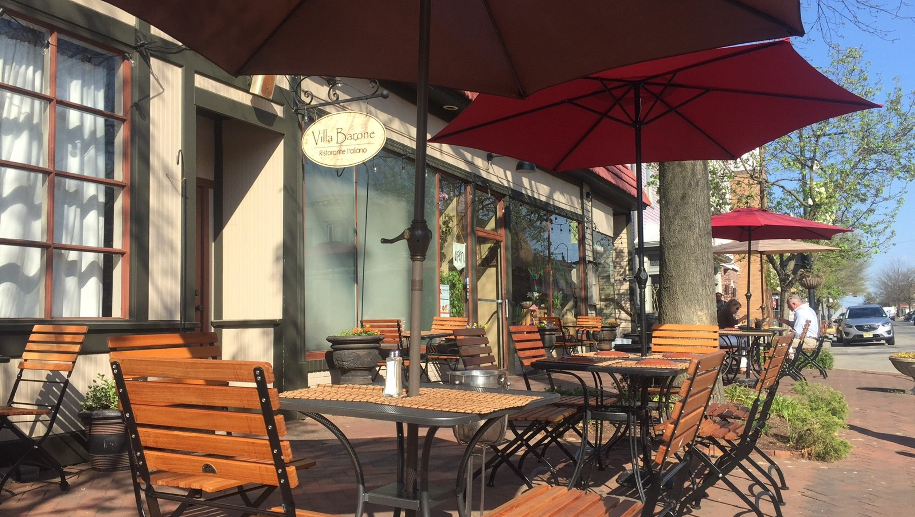 14 places & counting to dine outdoors in Collingswood