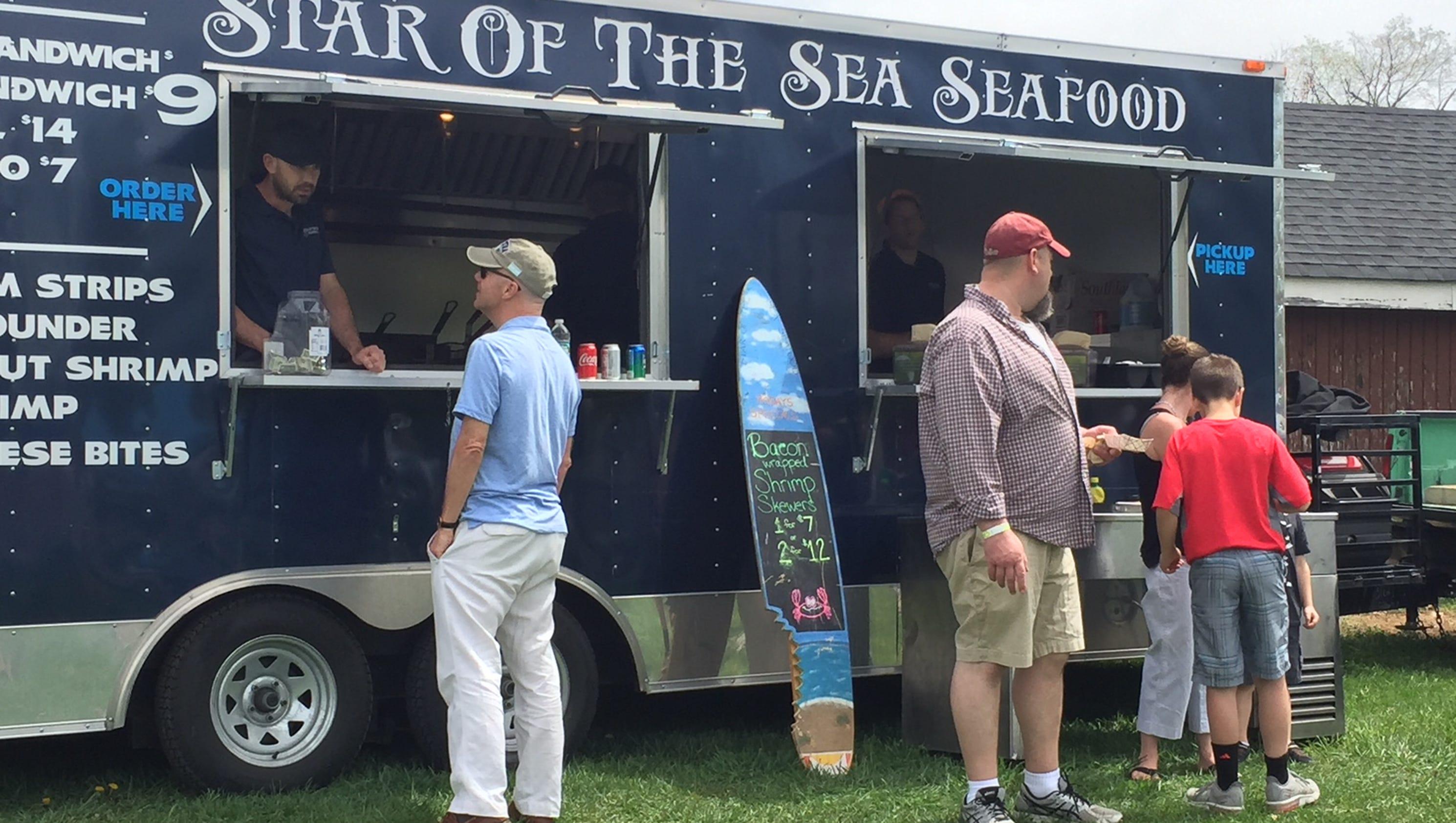 Morristown Food Truck Festival