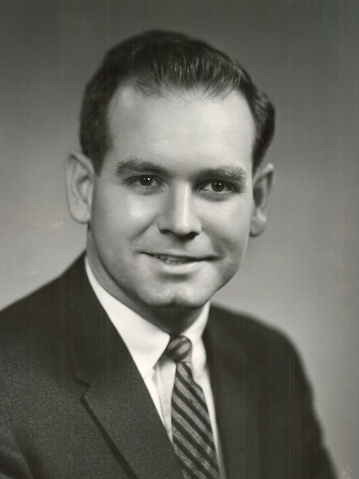 From 1958: Des Moines attorney Robert Ray, who was