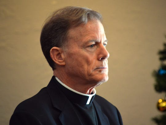 In this Dec. 20, 2016, file photo, Santa Fe Archbishop