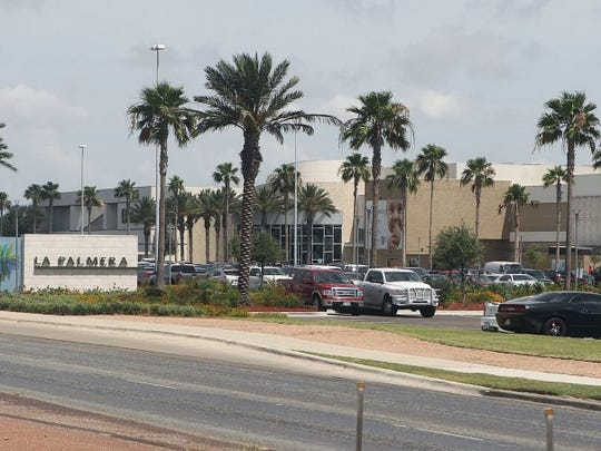 CALLER-TIMES FILE PHOTO La Palmera mall has undergone