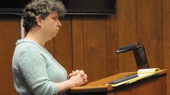 Lisa White waived her preliminary examination on charges of embezzlement by a public official and embezzlement of $100,000 or more Monday morning in front of District Judge Cynthia Platzer. The former Clay Township Clerk was bound to circuit court.