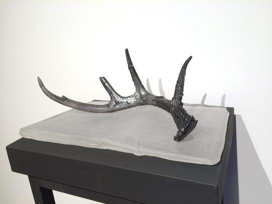 "Salisbury University's ""DarkGlass"" exhibit runs through"