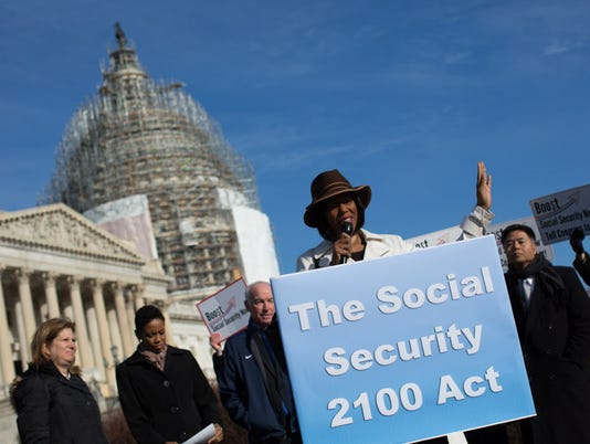 Social Security proposals go the wrong way: Our view