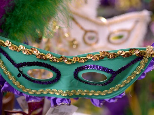 Mardi Gras stock art