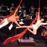 Cirque de la Symphonie is an exciting production designed to bring the magic of cirque to the music hall.