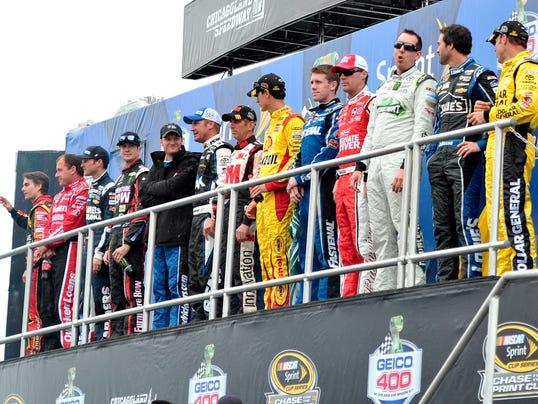 USP NASCAR_ Geico 400