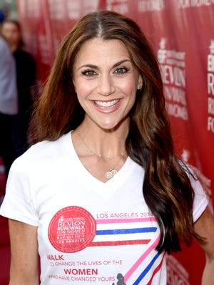 Samantha Harris attends the 21st Annual EIF Revlon Run Walk For Women on May 10, 2014 in Los Angeles, California.