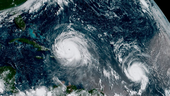 In a four-week span, hurricanes Harvey, Irma and Maria ravaged Texas, Florida, Puerto Rico and other Caribbean islands.