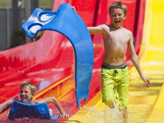 Wet 'n' Wild opens for spring break 2018 as do many