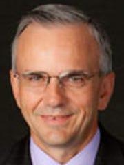 Marathon County Administrator Brad Karger.
