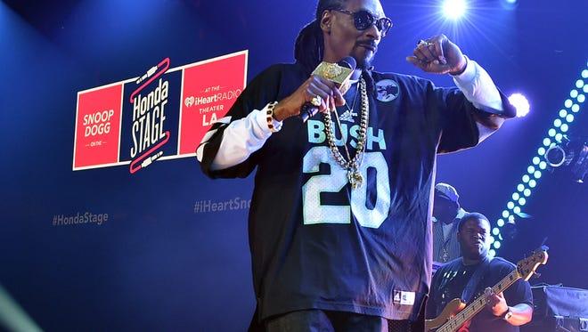 Snoop Dogg headlines Common Ground on July 11.