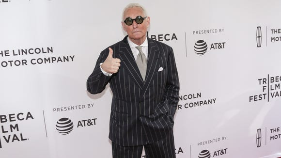 Roger Stone, an alumnus of the 1972 Nixon campaign