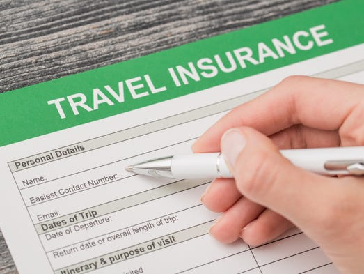 What standard travel insurance doesn't cover: 1. Pre-existing