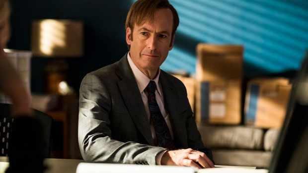"""Better Call Saul"" returns for a fifth season on AMC."