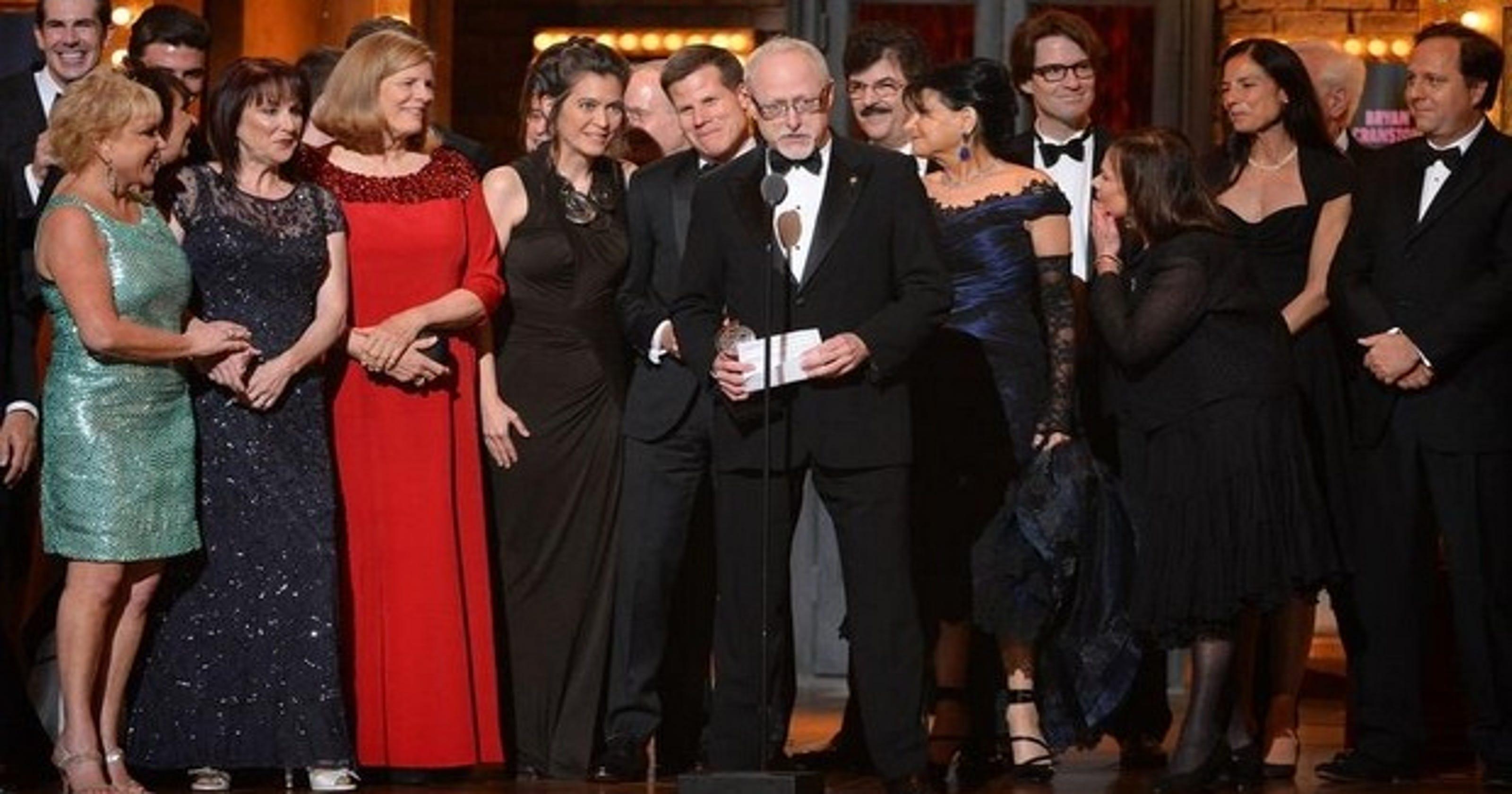 Gallery: 89 Tony Awards photos