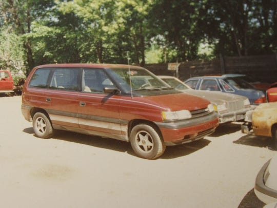 Investigators said this vehicle is similar to the one witnesses reported seeing on the shoulder of westbound Interstate 96 near Fowlerville exit where Okemos resident Paige Renkoski went missing May 24, 1990.