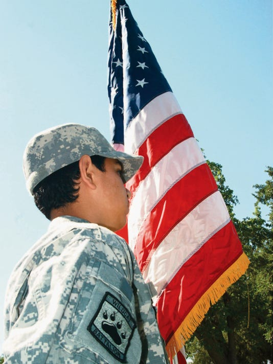 The Deming High School JROTC Wildcat Battalion will assist the American Legion Bataan Post 4 with its Memorial Day ceremony at 10 a.m., Monday at Mountain View Cemetery.