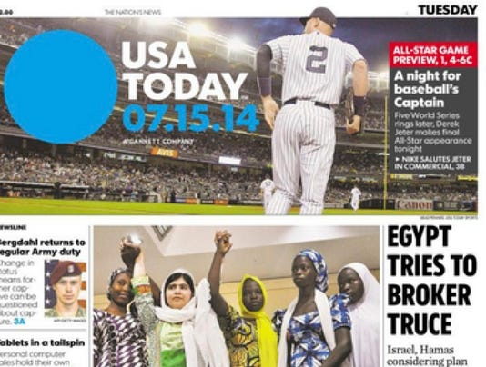 How does USA TODAY choose what to publish? Ask USA TODAY